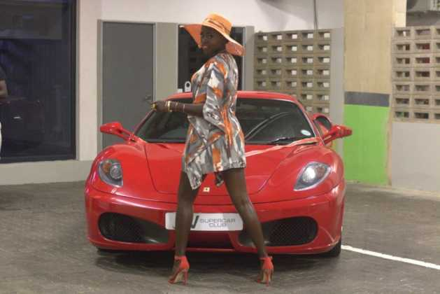 AKOTHEE2 car6 629x420 - 23 Entertainers who are not afraid to show off their rides