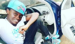 Bahati car4 - 23 Entertainers who are not afraid to show off their rides