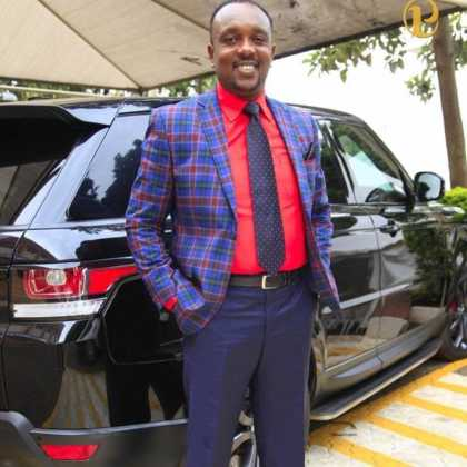 Kiuna car 420x420 - Kings of the pulpit! Best dressed Kenyan pastors