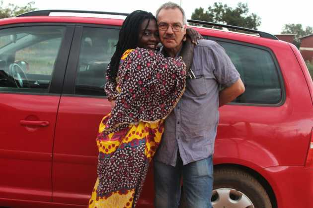 Nyota ndogo 630x420 - 23 Entertainers who are not afraid to show off their rides