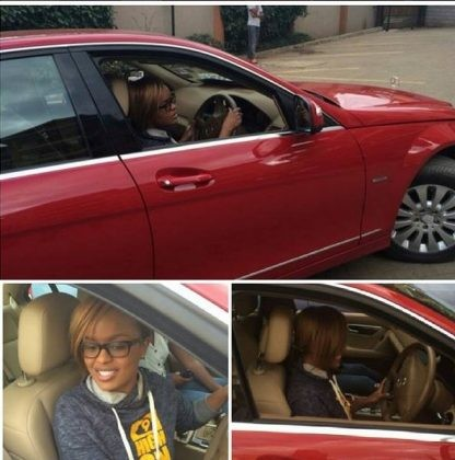avril car - Check out the machines your favourite celebrities drive