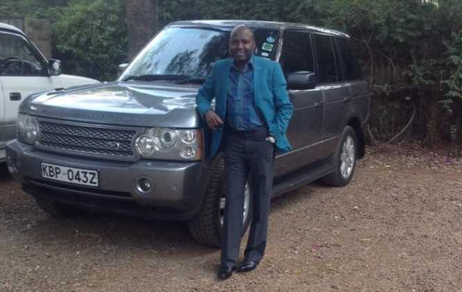don kipkorir 665x420 - 23 Entertainers who are not afraid to show off their rides