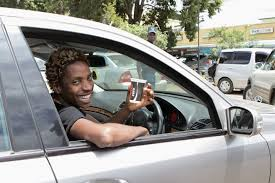 eric omondi car - 23 Entertainers who are not afraid to show off their rides