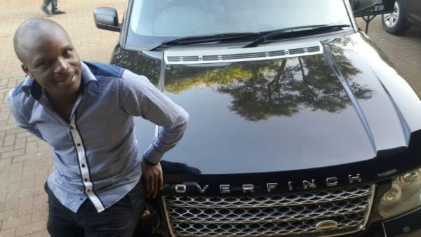 jalango car1 - Check out the machines your favourite celebrities drive