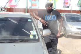 khaligraph car 3 - 23 Entertainers who are not afraid to show off their rides