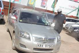 khaligraph car 4 - 23 Entertainers who are not afraid to show off their rides