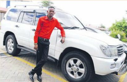 mohammed ali car2 - 23 Entertainers who are not afraid to show off their rides