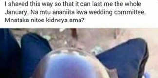Here are some of the excuses that you've gotten away with this Njaanuary