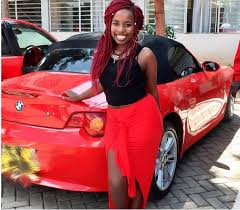 saumu mbuvi - 23 Entertainers who are not afraid to show off their rides