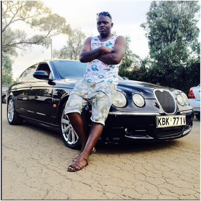 victor wanyama2 - 23 Entertainers who are not afraid to show off their rides