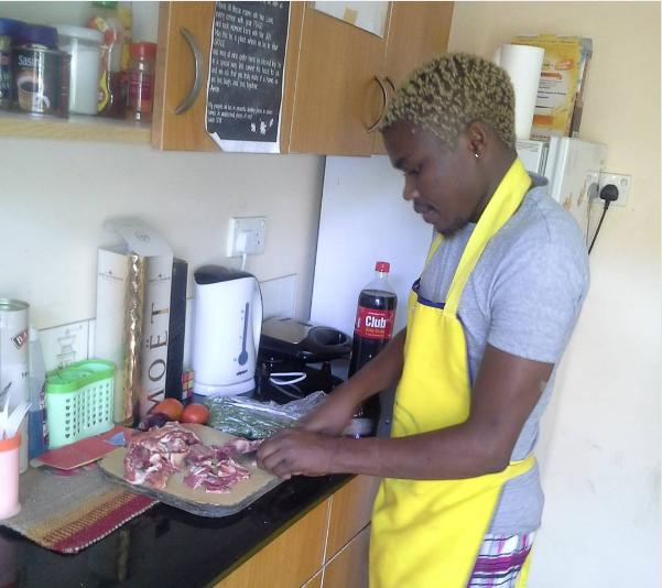Chipukeezy cooking