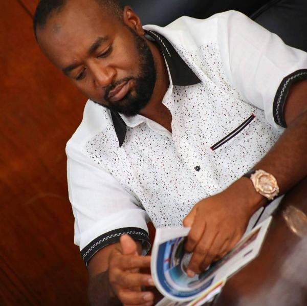 Hassan Joho's watch