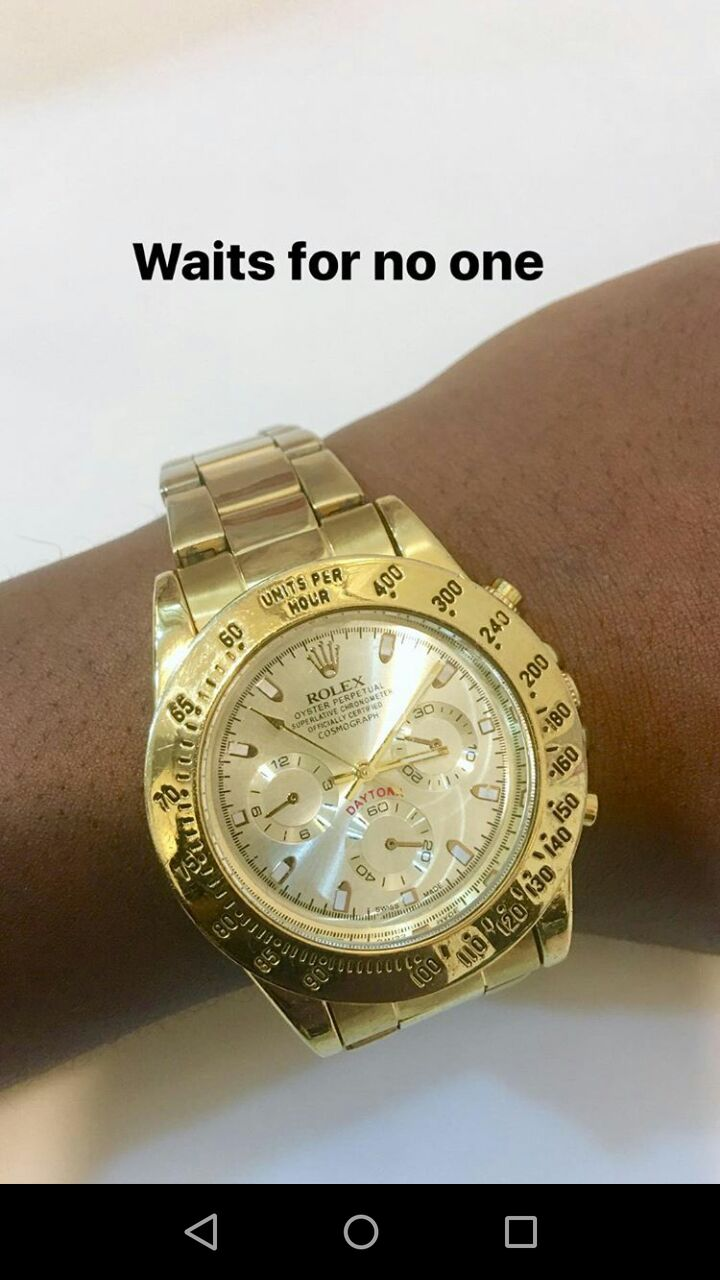 Hopekid's fake rolie