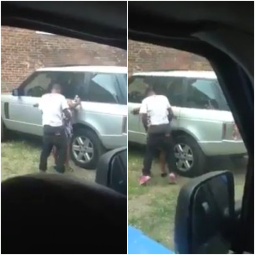 King Of Cars >> NYEGE HAZINA ADABU! Man Caught On Camera NYANDUARING His Friend's Wife At A Parking Lot (VIDEO ...
