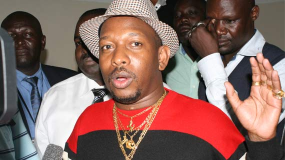 Mike Sonko - Rare Photo Of Mike Sonko When He Was POOR And Dusty Excites Netizens