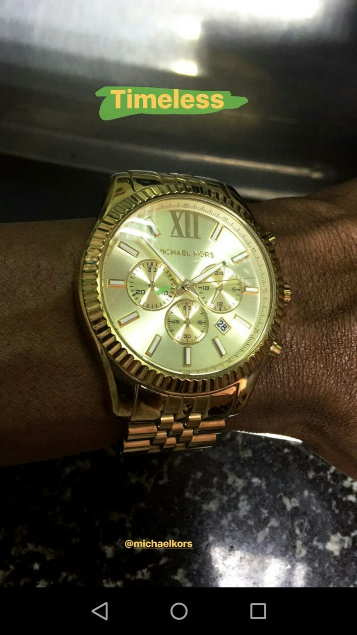 Octopizzo watch