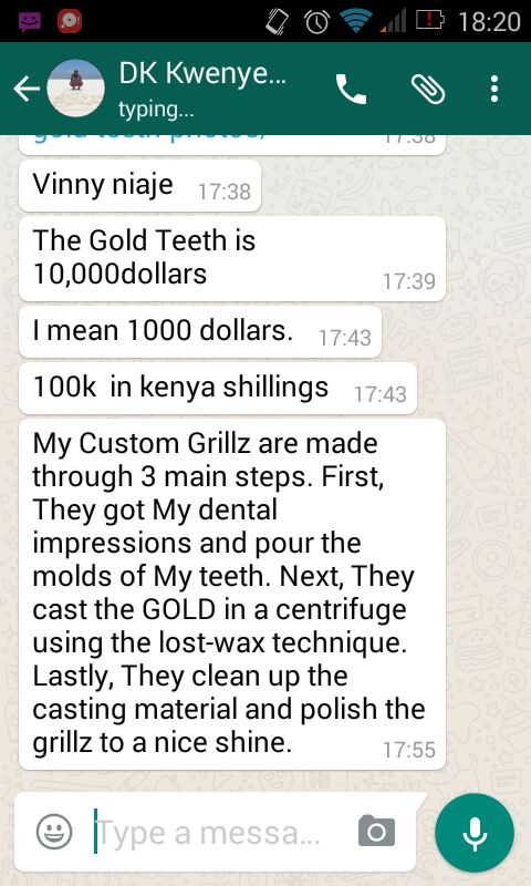 dk kwenye beat on his grills