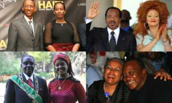African Presidents 350x210 - Here Are 10 African Presidents With The Most Beautiful Wives (PHOTOS)