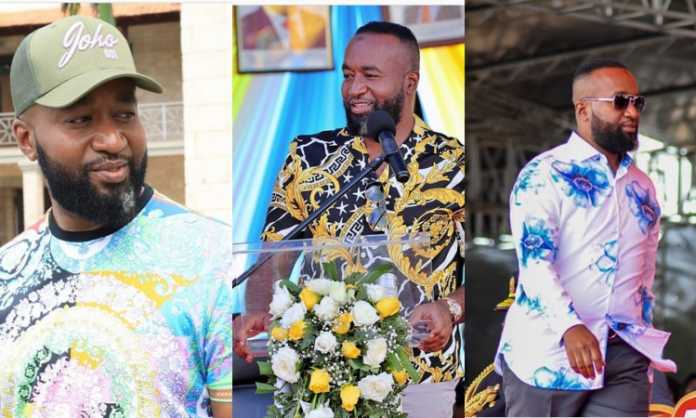 stylish governor Joho