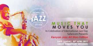 #SafaricomJazz #MusicThatMovesYou Kenyan Jazz All Stars Edition