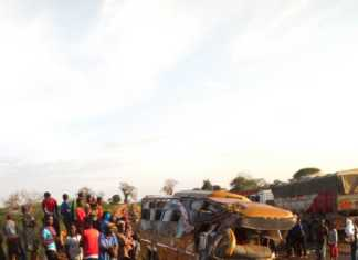 Makindu Accident
