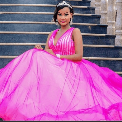 hamisa1 - Photos Of Your Favorite Kenyan Socialites Before The Fame And Money