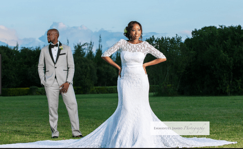 Its An Investment Kenyas Most Expensive Weddings To Date
