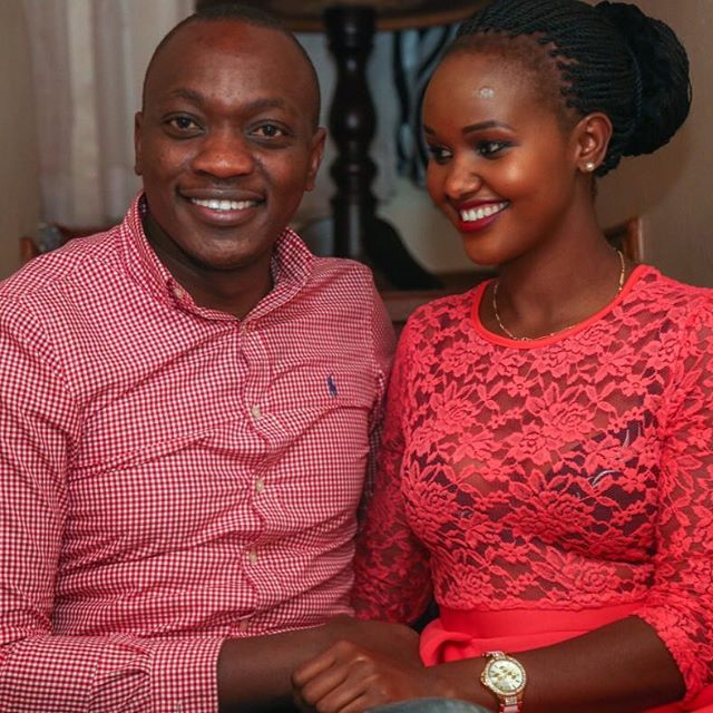 'Can't a couple just f**' Maina Kageni tells Trevor Ombija after Mijungu's pic with city 'babe'