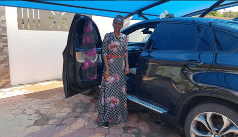 kendrah michael - 15 Times Diamond's Mom Stepped Out Looking Like A 16-Year-Old