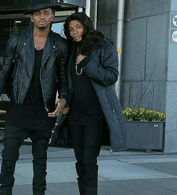 kendrah michaell 350x385 - 15 Times Diamond's Mom Stepped Out Looking Like A 16-Year-Old