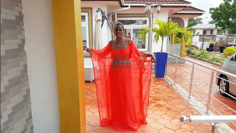 kendrajh michael - 15 Times Diamond's Mom Stepped Out Looking Like A 16-Year-Old