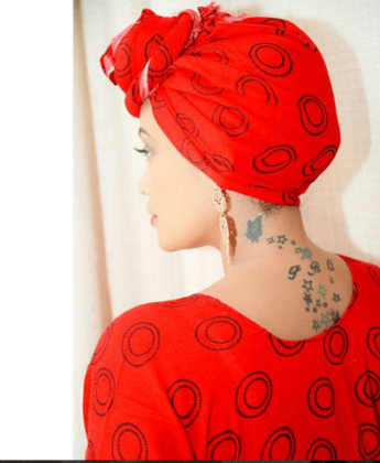 zaritheboss 345x420 - Ink Queens! Female Celebrities With The Most Beautiful Tattoos Ever