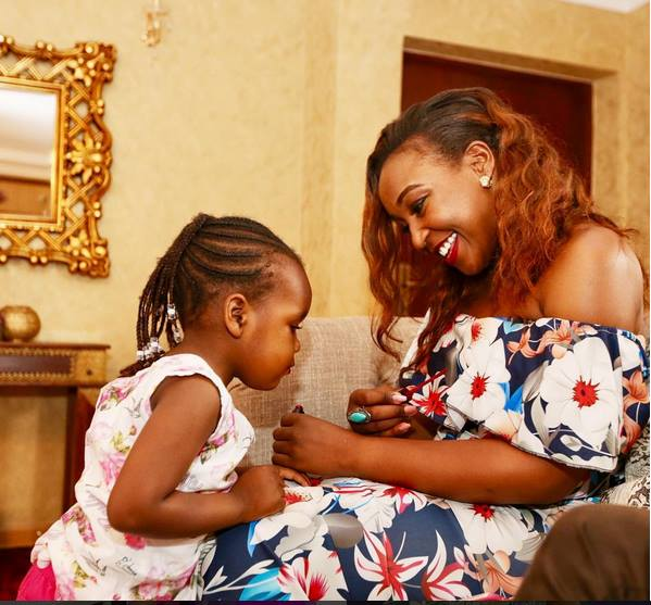 Image result for betty kyallo kids