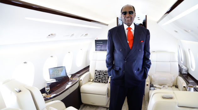 KIRUBI FALCON 2 - Are these the top 10 most powerful men in Kenya?