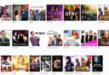 Showmax - Current Shows