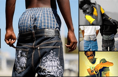 Image result for bahati sagging pants