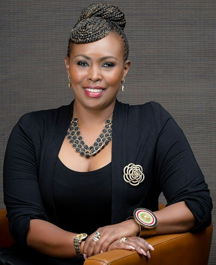 mutoko - 'My home is off limits', Caroline Mutoko speaks on protecting her private life