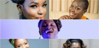 Female Gospel Artistes