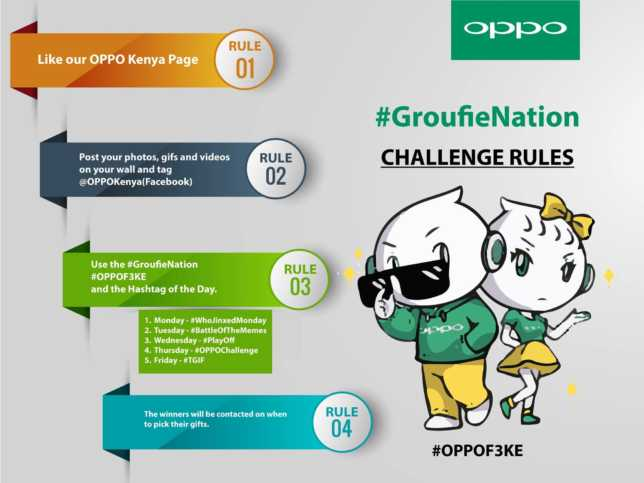 #GroufieNation_Rules
