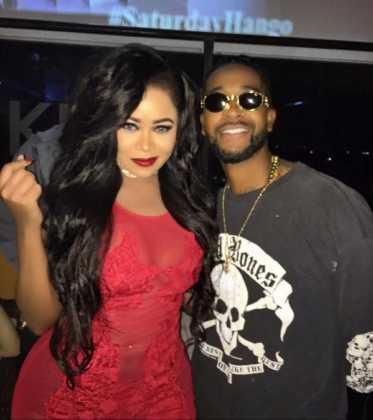 vera sidika and omarion 373x420 - 10 Expensive things Vera Sidika owns that can fund a Governor's campaign