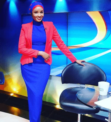 lulu hassan 2 - Beauty And Brains! Here Are The 25 Top News Anchors Of 2017