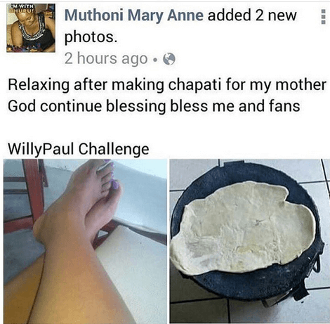 willy paul challenge 78