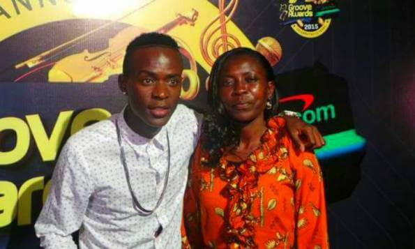 willy paul mother cover - Meet The Mothers Who Bore Your Favourite Kenyan Celebrities