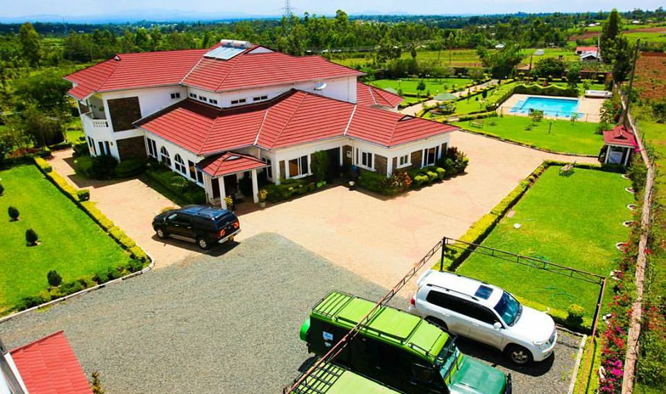 Ako mbl - 10 Stunning Photos Of Akothee's 80 Million 'Retirement' Home Emerge