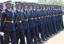 National Police Service Officers
