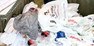 Plastic Bag ban. Photo / COURTESY