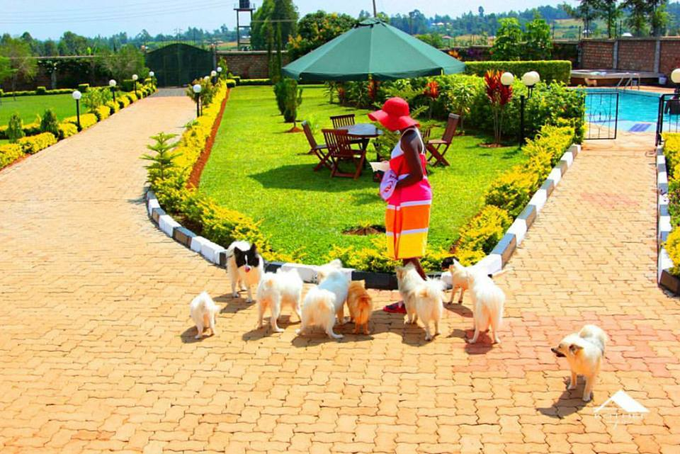 ako1 - 10 Stunning Photos Of Akothee's 80 Million 'Retirement' Home Emerge