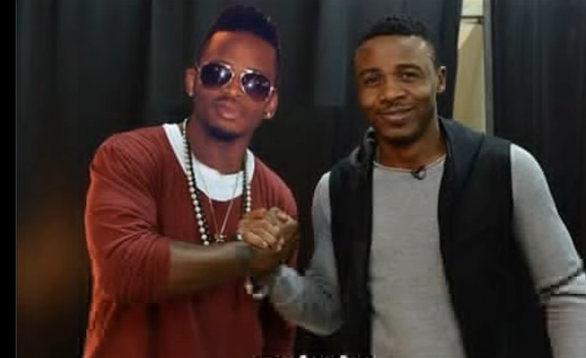 ali kiba diamond - Epic Celebrity Cat fights in East Africa