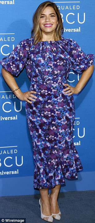 america ferera - HIPS DON'T LIE! Women With Big Bottoms Will Outlive Us