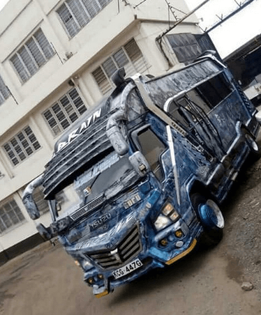 braine freeze - Hottest Rides In Town! Check Out Nairobi's Trendiest Matatus